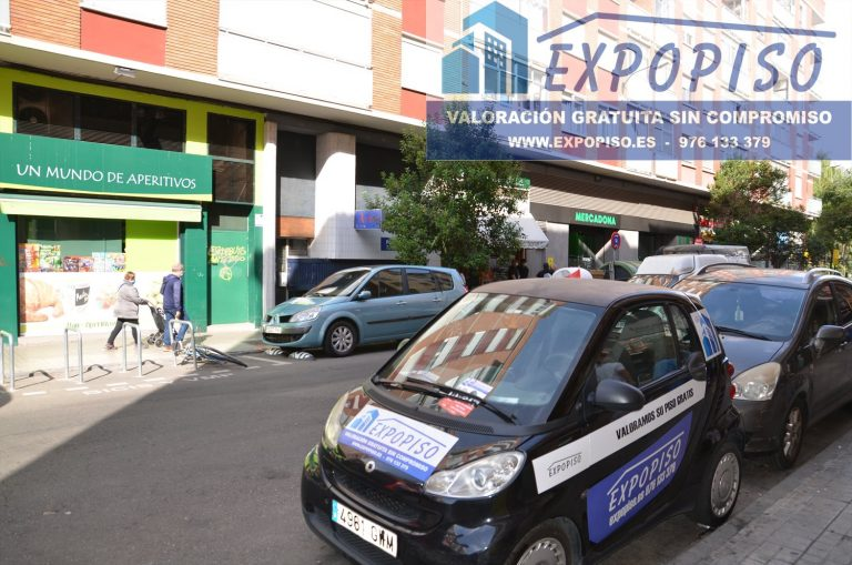 Alquiler calle Monasterio de Siresa 500€